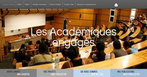 Les Académiques engagés