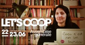 Assemblée générale 2020: Let's coop!