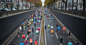 Courir ensemble aux 20Km de Bruxelles? 3, 2, 1, Smartez!