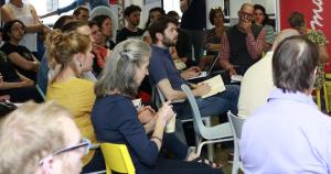 FR – Atelier: Tous et toutescoopérateur∙tricespour le redéveloppement deSmartFret GrandsEnsemble